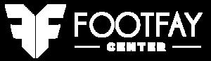 Logo FOOTFAY Blanco